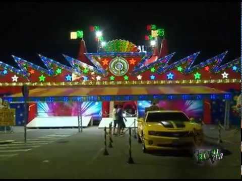 Archi na TV Circo Portugal, São Diego, Upman, Lojas Nei e Opção Modas dia 12/11/ 2014