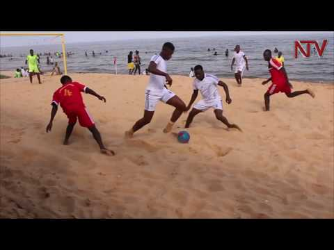 BEACH SOCCER LEAGUE: St. Lawrence wins league with three matches left