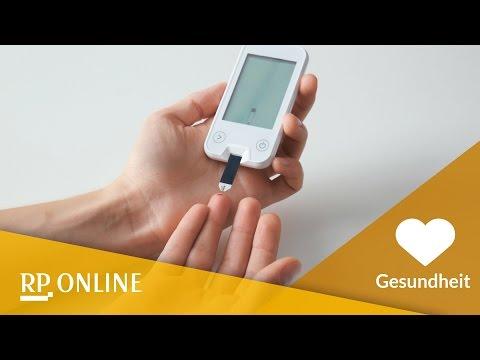LFK Übung in Diabetes