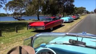 Today We Went To Jackadder Lake In A 1953 Cadillac Eldorado