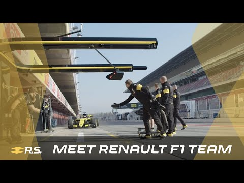 Image: WATCH: Behind-the-scenes with Renault!