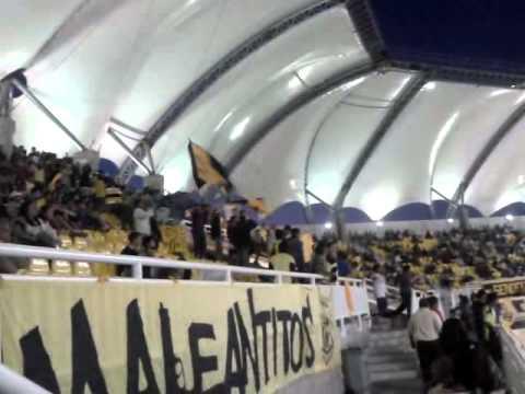 """""""ULTRA KANARIOS - NOCHE CANARIA"""" Barra: Ultra Kanaria • Club: San Luis de Quillota"""