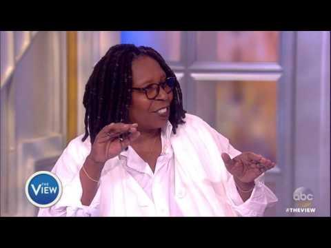 Whoopi Visits Broadway's 'Dear Evan Hansen' | The View