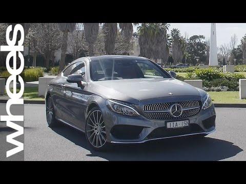 Mercedes-Benz C-Class Coupe video review | Wheels Australia
