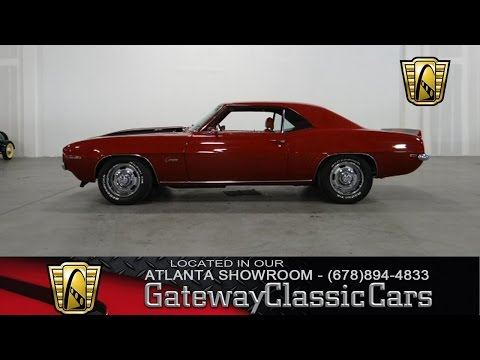 1969 Chevrolet Camaro for Sale - CC-963147