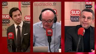 William Thay - Sud Radio -21/02/2021