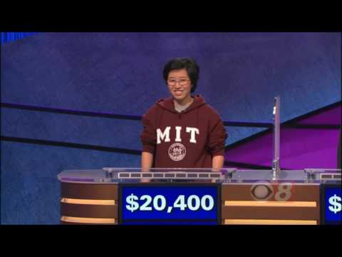 "Girl gets Alex Trebek to say ""The Spiciest Memelord"""