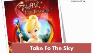 Take To The Sky   Jordan Pruitt from Tinker Bell and The Lost Treasure