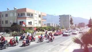 preview picture of video 'ANAMUR CHP 2011 SEÇİM KONVOYU'