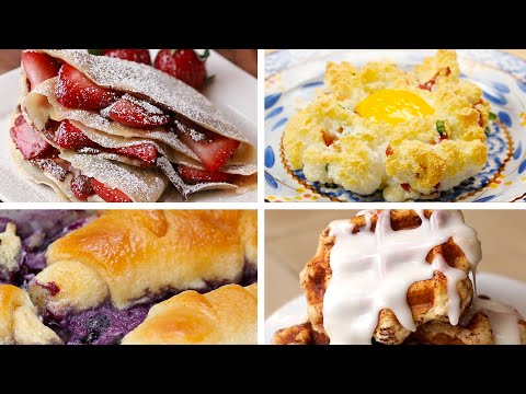 Top 10 tasty breakfast