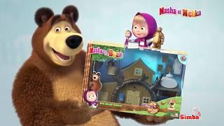 Masha et Michka – La grande maison de Michka