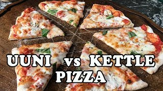 Uuni 3 vs Kettle Pizza