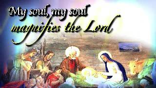 My Soul Magnifies the Lord with Angels, From the Realms of Glory
