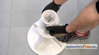 Washer Thrust Washer (part #285587) - How To Replace