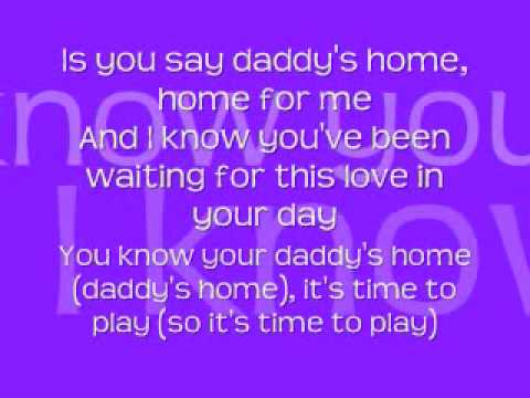 Daddy's Home lyrics- Usher