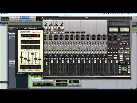 Universal Audio Apollo Review With Pro Tools – Extended Video