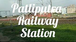 preview picture of video 'Patliputra Railway station / patliputra City view'