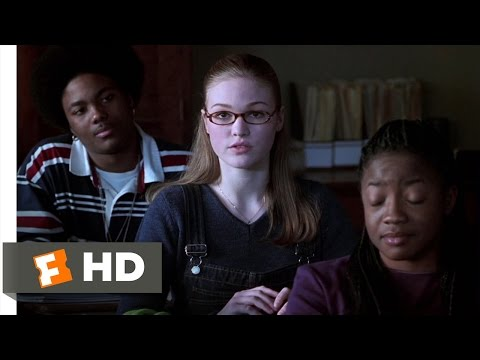 Save the Last Dance (1/9) Movie CLIP - Truman Capote Debate (2001) HD