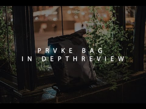 A Photographer's Perfect Travel Bag? PRVKE Backpack – A Real World Review