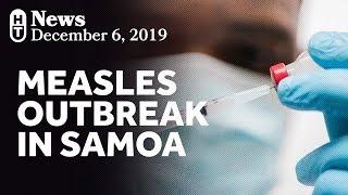 Samoa's Devastating Measles Outbreak: An Antivax Story