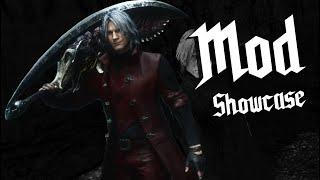 DMC5 - Veteran Dante Mod Showcase