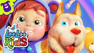 🐕 Bingo 🐶 Songs for Children | LooLoo Kids
