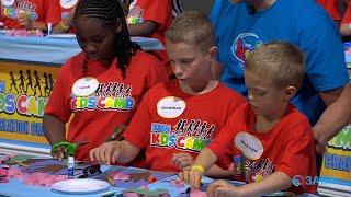 "08 - ""Our Loving God"" - 3ABN Kids Camp Creation Crafts"