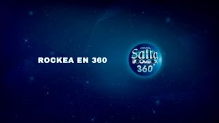 Salta Boombox 2017 - Activación en Domo 360°