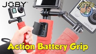 Joby Action Series : Action Battery Hand Grip! - REVIEW
