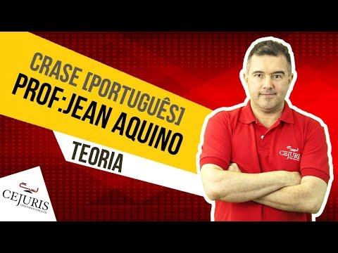 Crase [Português] - Colégio Pedro II, TRT-RJ e UFRJ.