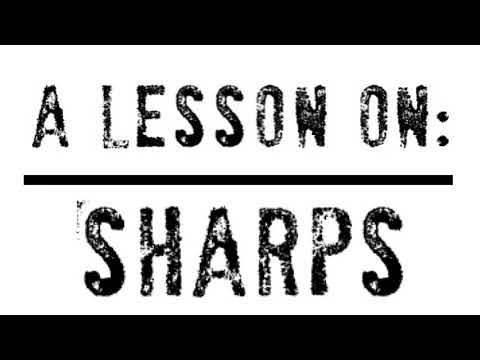 A lesson on Sharps