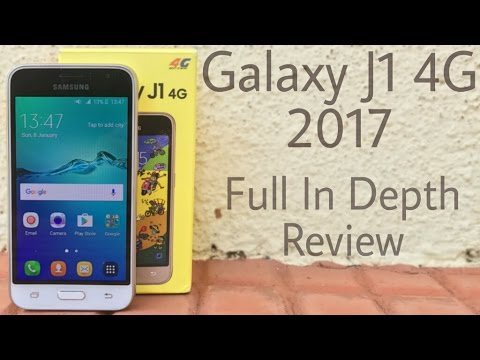 Samsung Galaxy J1 4g 2017 | Full In Depth Review