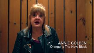 Annie Golden on the importance of the arts