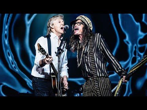 Watch now: Steven Tyler joins Paul McCartney for a rendition