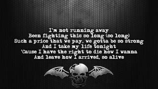 Avenged Sevenfold - Brompton Cocktail [Lyrics on screen] [Full HD]