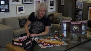MONOPOLY: Queen Edition - Brian May Plays The Game