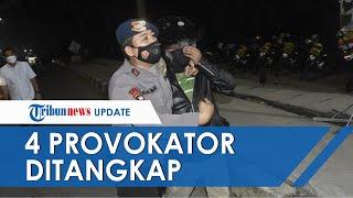 Jadi Provokator Pemudik untuk Terobos Pos Penyekatan Kedungwaringin, 4 Pelaku Diamankan Polisi