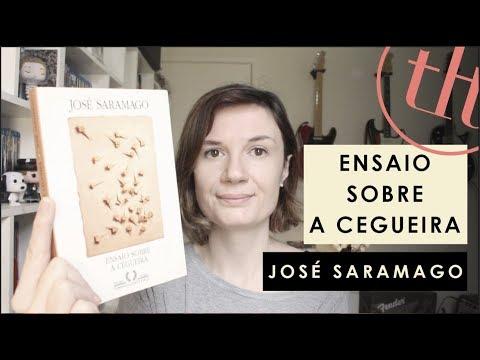 Ensaio sobre a cegueira (Jose? Saramago)   Você Escolheu #54 - Tatiana Feltrin