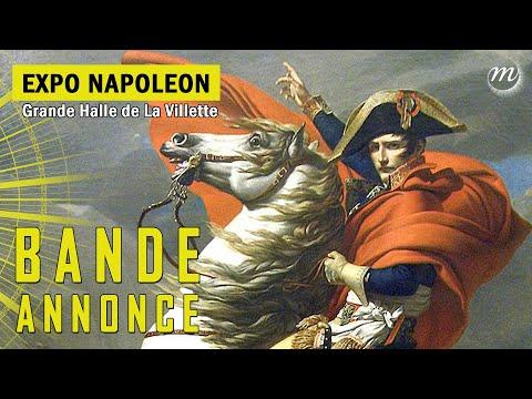 Exposition Napoléon à la Grande Halle de la Villette - Bande-annonce