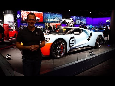 External Review Video zMM8romkobo for Ford GT Sports Car (2nd gen)