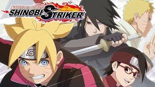 Naruto to Boruto: Shinobi Striker - Jogando o Multiplayer! [ PS4 Pro - Playthrough ]