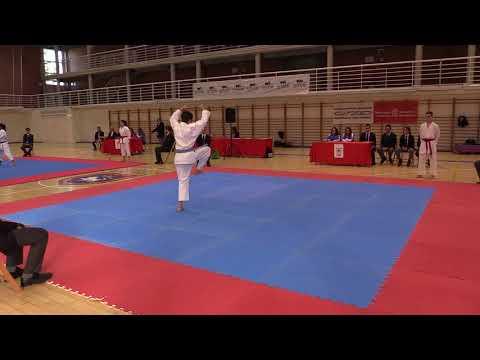 Campeonato Navarro Cadete y Junio de Kata 4