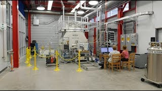 National MagLab: The largest, highest powered magnet lab in the world - Science Nation