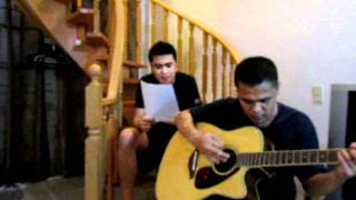 """Two Kage's """"Dahil Ikaw"""" (cover)"""