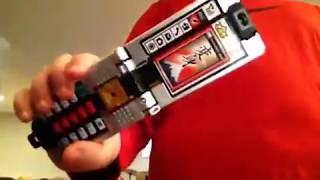 Samurai Sentai Shinkenger Shadow Phone