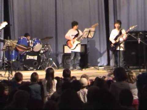 Blackstars band - Chameleon Drnovice