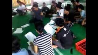 Latihan Bersama Kelompok Musik Gereja Tiong Hoa Dengan Pondok Pesantren Al Qodir Bag 2