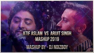 Atif Aslam | Vs | Arijit Singh | Love Mashup 2019 | DJ Noizboy
