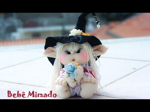 Boneca Duende Linda