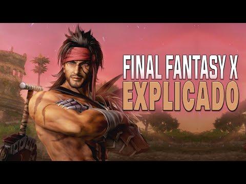 ¡Final Explicado!  Final Fantasy X-X-2 Hd Remaster | Bossdark Tm